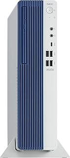 NEC デスクトップパソコン Mate J タイプML(Windows 10 Pro/Celeron G5905/8GB/500GB/Office/DVD SuperMulti)