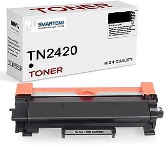 comprar comparacion SMARTOMI 1 cartucho de tóner negro de alto rendimiento compatible con cartuchos TN2420 para impresoras Brother MFCL2710DW ...