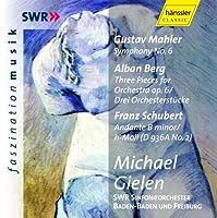 Mahler-Symphony No. 6 by SWR Sinfonieorchester Baden-Baden Und Freiburg (2001-08-20)