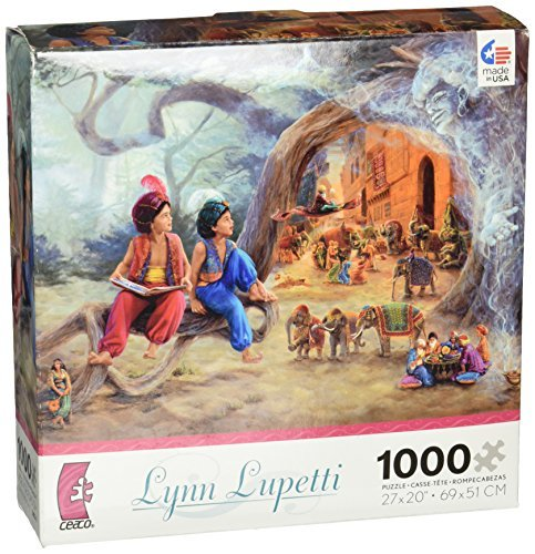 Lynn Lupetti The Wish 1000 Piece Jigsaw Puzzle by Ceaco