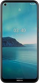 Nokia 3.4 - Smartphone 64GB, 3GB RAM, Dual Sim, Fjord