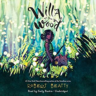 Willa of the Wood audiobook cover art