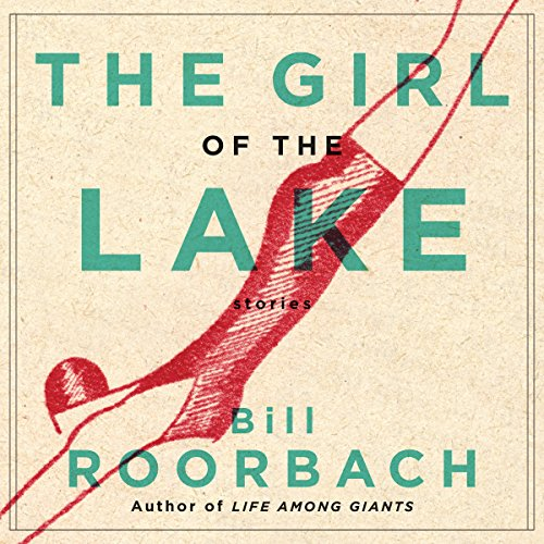 The Girl of the Lake audiobook cover art