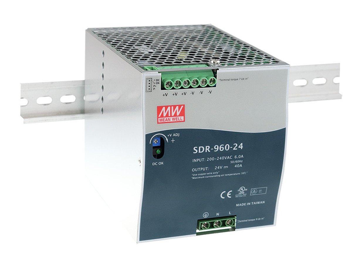 DIN Rail Power Supplies 960W 48V 20A Din Rail 180-264VAC