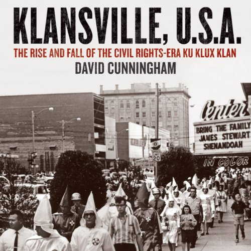 Klansville, U.S.A audiobook cover art