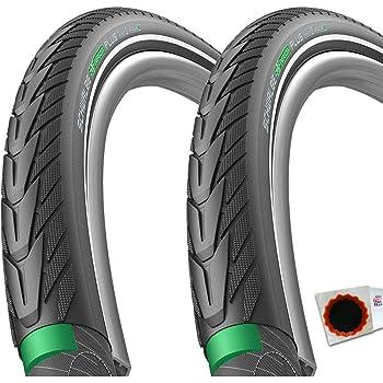 Schwalbe Reifen Energizer PLUS Tour 47-622 28 Zoll Draht Reflex schwarz