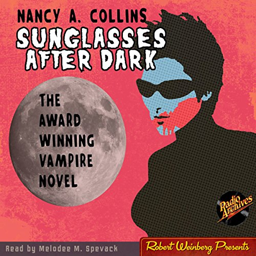 Sunglasses After Dark audiobook cover art