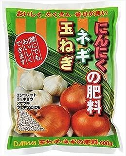 大和:玉ねぎ・ネギ・にんにくの肥料 600G