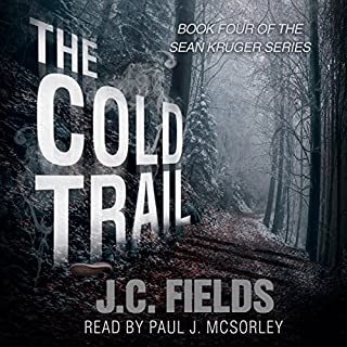 The Cold Trail audiobook cover art