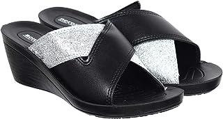 Aerosoft PU Casual Slippers for Women