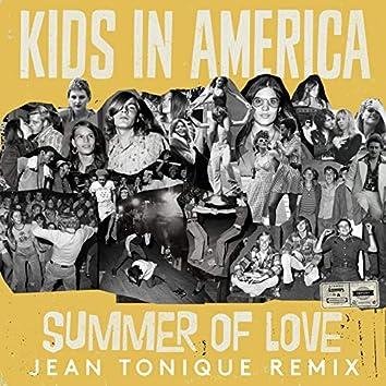 Summer of Love (Jean Tonique Remix)