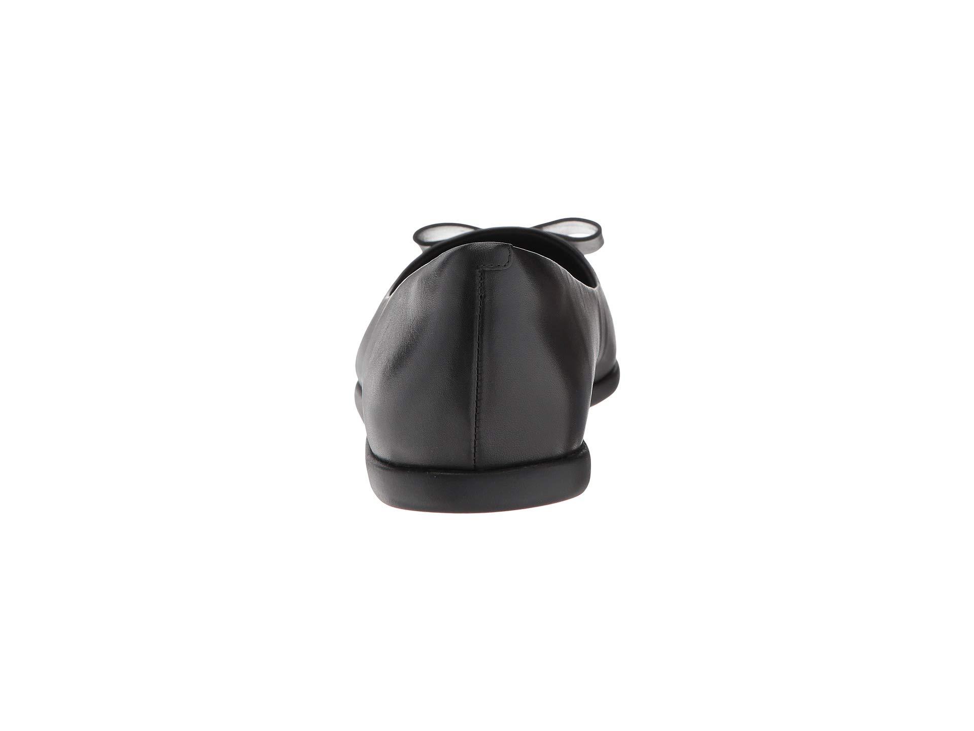 Leather 3 Haan Skimmer Cole Bow Black zerogrand 5YRwxq5Fz