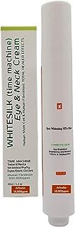 Sponsored Ad - 【WHITESILK┃◈SOS Time Machine Eye & Neck Cream {Vitamin C&E+Arbutin 50,000 ppm}◈】 (15ml/0.5oz) | The Anti-Ag...