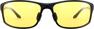 HD Night Vision Glasses for Driving - Premium Polarized Yellow Lens Suitable for Men and Women Classic Style