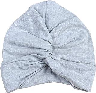 Bobury Enfants Garçons Filles Turban Props Photographie Noeud Chapeau Couvre-Chef Coton Wrap Bandeaux Props Studio Photo Cap