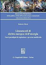 Permalink to Lineamenti di diritto europeo dell'energia PDF