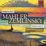 Mahler:Symphony No.3 - Mahler, Zemlinsky, Wiens, Schmidt, Jordan