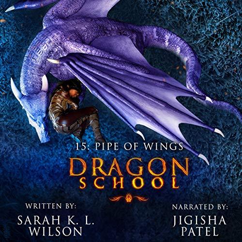 Dragon School: Pipe of Wings Titelbild