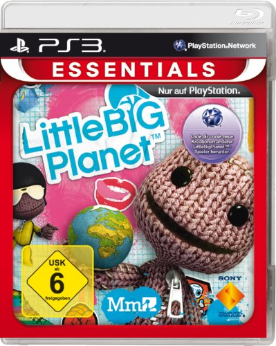 LittleBigPlanet [Essentials] - [PlayStation 3]