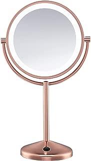 Best conair rose 1x 5x lighted vanity mirror in gold Reviews