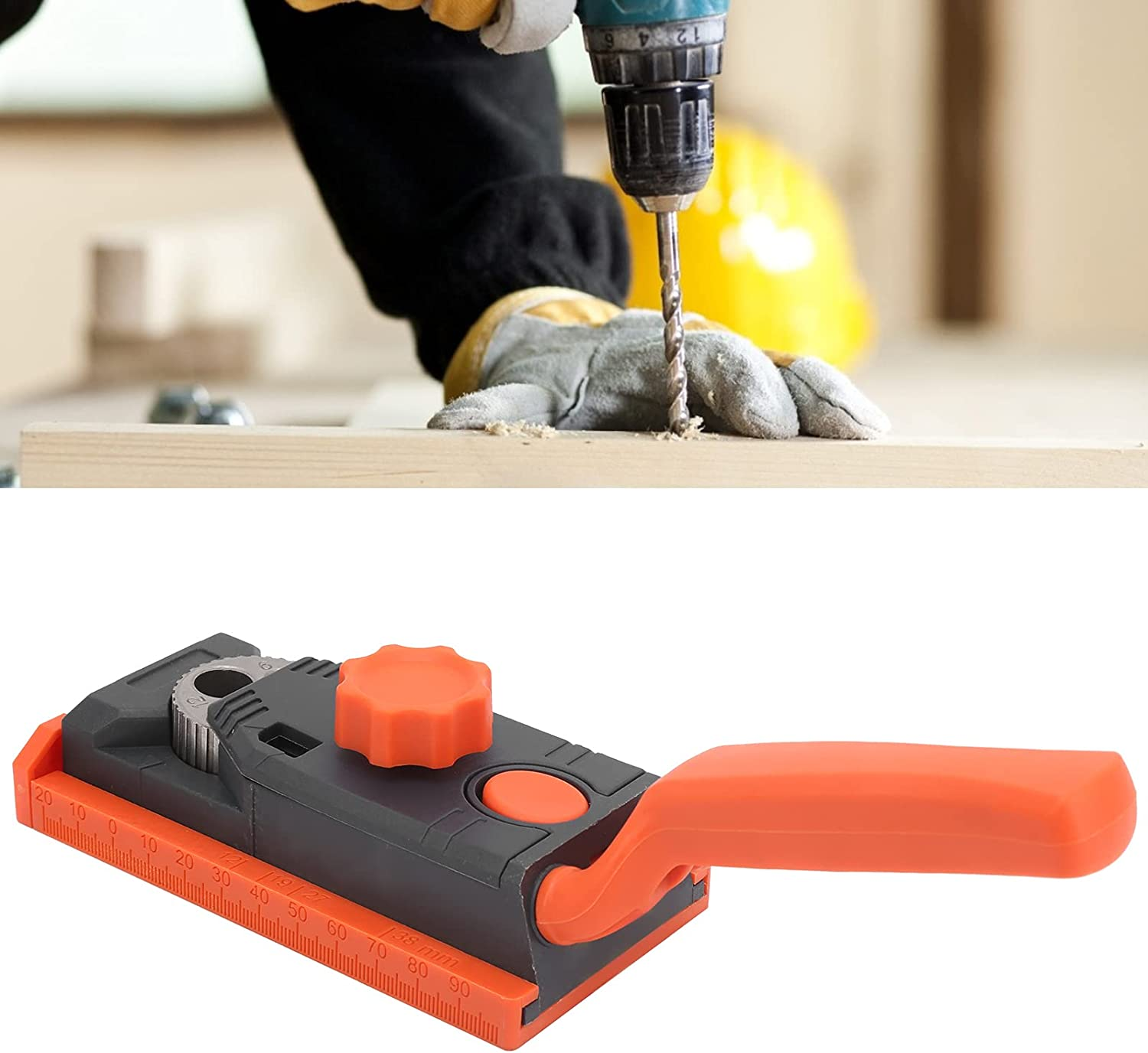 Woodworking Locator Puncher High Strength Duty Max 88% OFF trend rank Heavy Profession