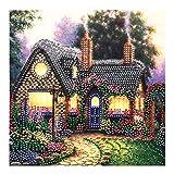 ROPALIA 5D Diamond Painting kit Cross Stitch Part Crystal Rhinestone Embroidery Picture Art...