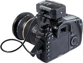 Marrex MX-G10 GPS Receiver for Canon EOS Digital Rebel T5i, T5, T4i, SL1, EOS-M, M2, 70D, 7D, 6D, 5D MK III, 1D-C & 1D-X DSLR Cameras LF475