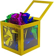 blue-ther Production Box Flowers Appearing from Transparent Box Instantly Fantastic Magic Tricks Crystal Clear Cube Stage Gimmick Comedy