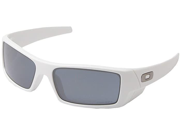 Oakley GasCan (Matte White w/ PRIZM Black) Sport Sunglasses