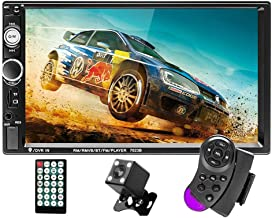 "$43 » Sponsored Ad - Hodozzy 7"" Double Din Car Stereo Car Audio Bluetooth Car MP5 Player USB/SD/FM Receiver, Android/iOS Mirror ..."