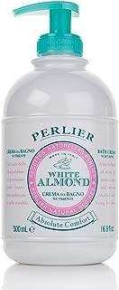 Perlier White Almond Absolute Comfort Bath Cream