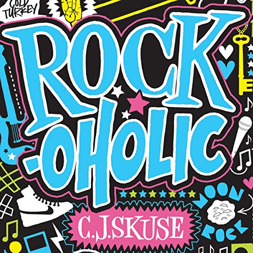 Rockoholic audiobook cover art