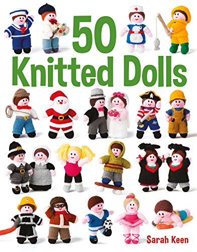 Keen, S: 50 Knitted Dolls