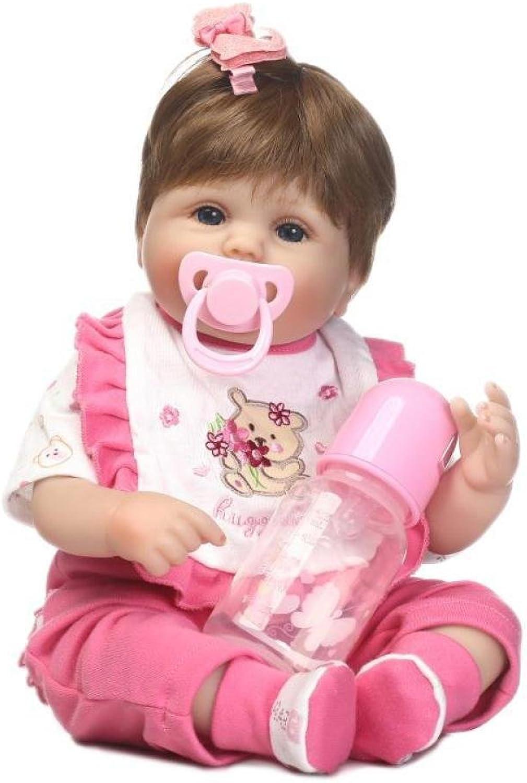 QXMEI Spielzeug Puppe Niedlich Simulation Baby Spielzeug High-End Personalisierte Kreative Geschenk