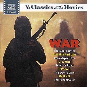 Audio CD Classics At The Movies: War Book