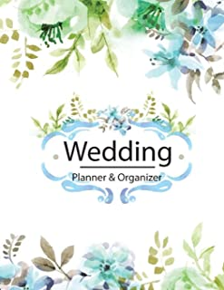 Wedding Planner & Organizer: Checklist, Plan the Perfect Wedding, Worksheets, Etiquette, Calendars, and Answers to Frequently Asked Questions, Wedding Small Budget