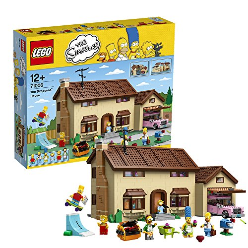 LEGO 71006 - La Casa De Los Simpsons