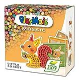 PlayMais MOSAIC Little Forest Kreativ-Set zum Basteln für Kinder ab 3...