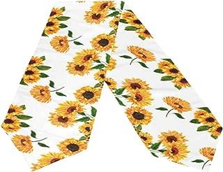 Best sunflower table runner Reviews