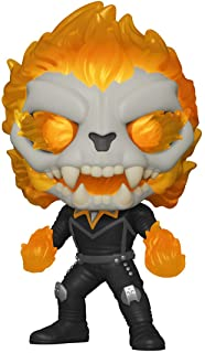 Funko POP Marvel: Infinity Warps- Ghost Panther, Action Figure - 52008