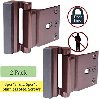 Best double swinging door latch Reviews