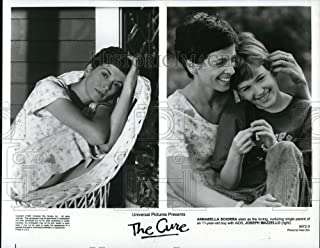 Historic Images - 1995 Press Photo Annabella Sciorra in The Cure