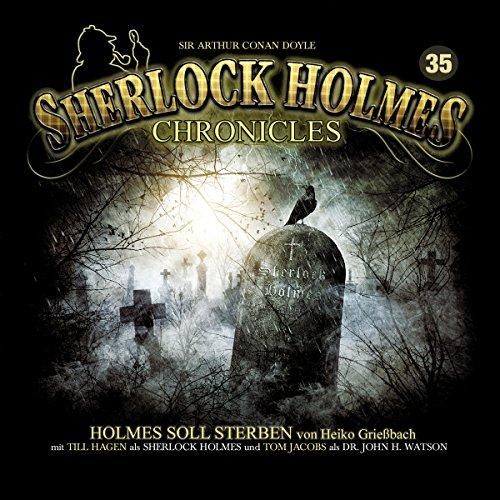 Holmes soll sterben Titelbild