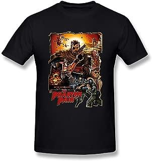SEagleo Men's Metal Gear Solid V:The Phantom Pain Big Boss T-Shirts