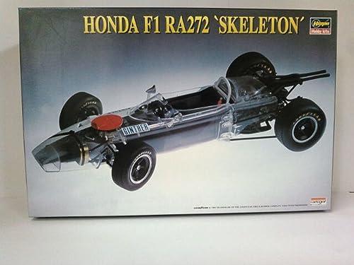 Honda F1 RA272  Skelett
