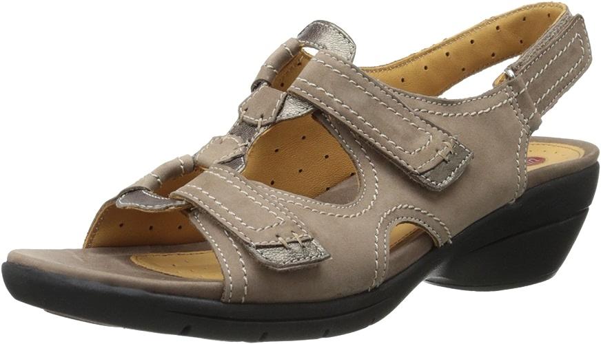 Clarks Wohommes Orlanda Wedge Sandal