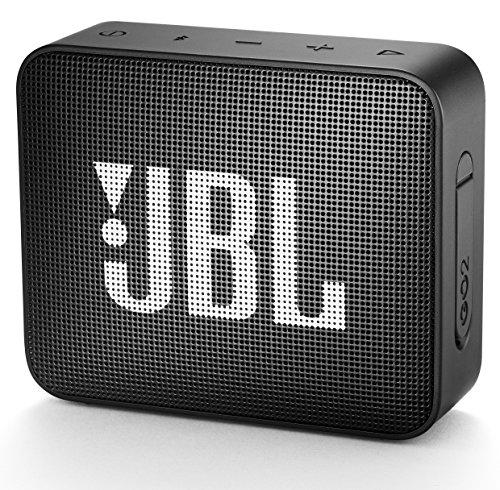 JBL Altoparlante GO2 Minispeaker Nero Altoparlante Portatile Wireless Bluetooth 3 Watt