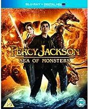 Percy Jackson: Sea Of Monsters Blu-ray