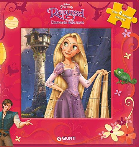 Rapunzel. Lintreccio della torre. Libro puzzle. Ediz. a colori