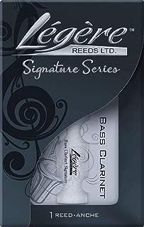Legere Reeds Signature Bb Bass Clarinet Reed Strength 2.5